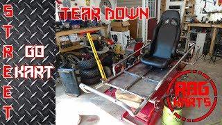 Street Go Kart Tear Down