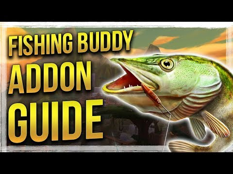 WoW: Fishing Buddy - Addon Spotlight Guide