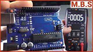 Набор Arduino, Мультиметр Осциллограф и что у меня есть в Индии