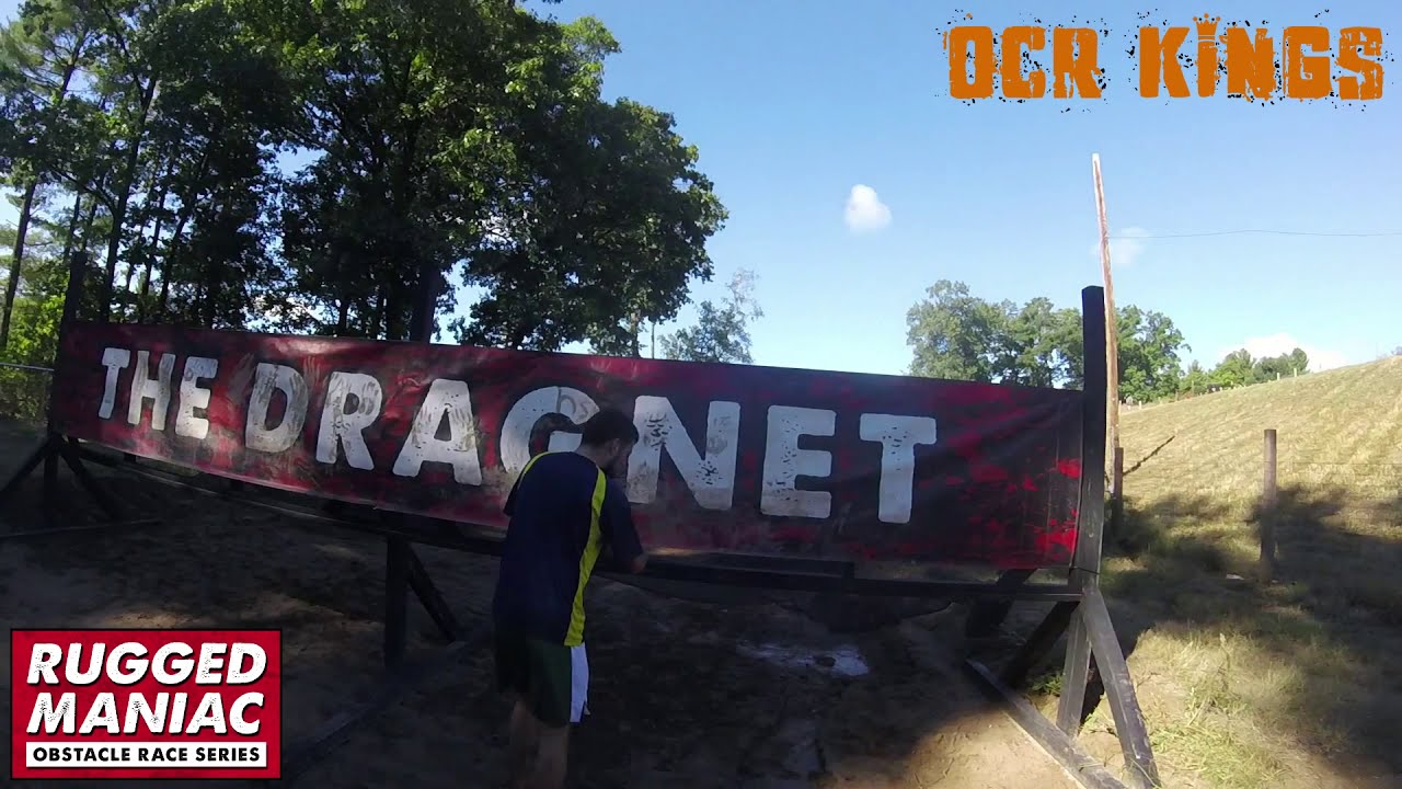 Rugged Maniac New England 2016 (All Obstacles)