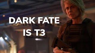 Linda Hamilton Terminator Dark Fate is the worthy sequel to T2!