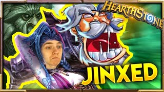 You JINXED yourself! | Best Moments & Fails Ep. 52 | Hearthstone