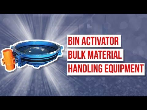 Bin Activator | Bulk Material Handling Equipment - Jaykrishna Magnetics Pvt. Ltd.