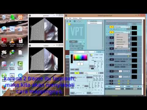 Tutorial VPT Projection Maping