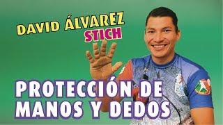 Protección de manos #4 Cómo protegerte si juegas frontón