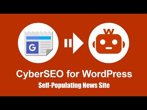 CyberSEO Lite - import Google News RSS feed into WordPress thumbnail