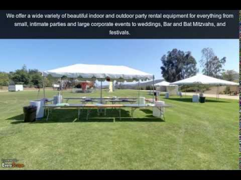 AA Party Rentals & Sales | Canoga Park, CA | Party Supply Rental