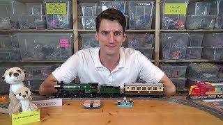 Der schönste Zug der Welt - LEGO® 10194 - Emerald Night