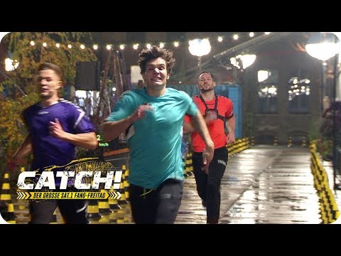 Wer hat den längeren Atem? Long Distance (Spiel 2) - CATCH! Der grosse SAT.1 Fang-Freitag