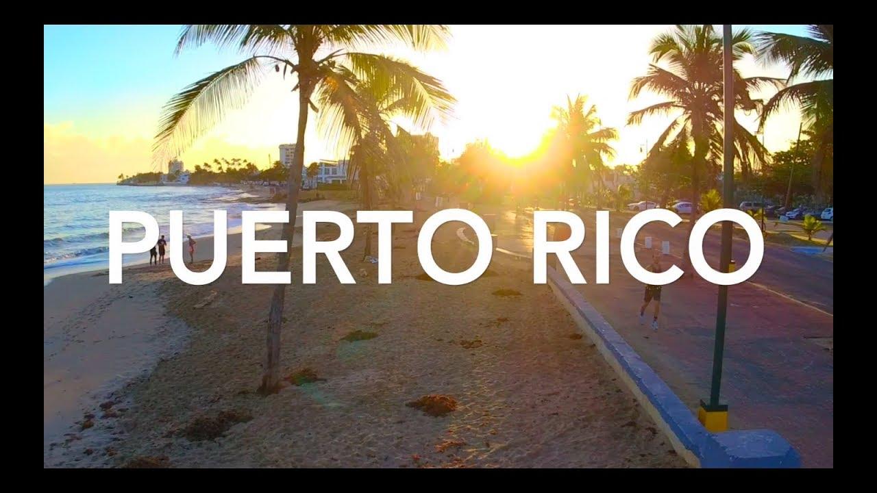 Puerto Rico 2019 - Caribbean Paradise - San Juan, El Yunque, Culebra Island, Flamenco Beach