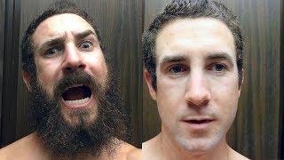 Surprising Girlfriend By Shaving Beard Off