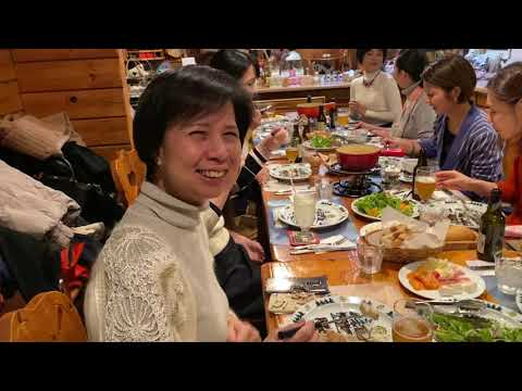Swiss Cheese Fondue - International Women Club - Japan