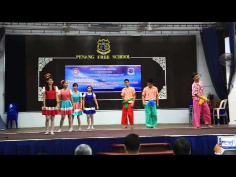 PRS SHOW1 @ Penang Free School 2014