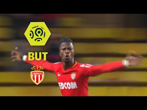 But Keita BALDE (81') / AS Monaco - Stade Rennais FC (2-1)  / 2017-18