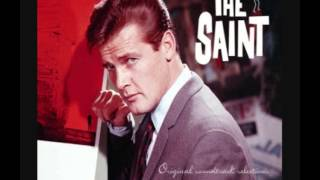 Theme from 'The Saint' - Edwin Astley Orchestra - 1965 45rpm