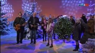 "The Olsen Brothers sing ""We Believe In Love"" in a German Christmas-Show 2012"