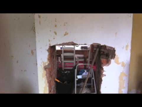 Transforming the Ugly House Fireplace