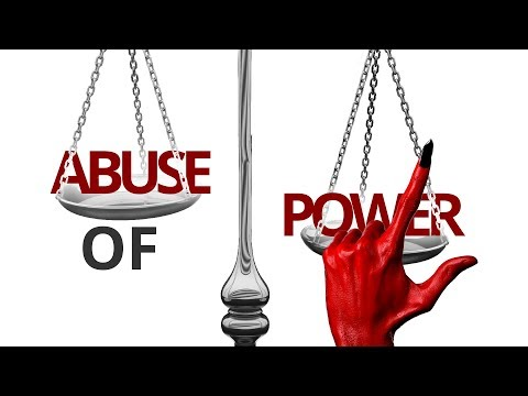 The Vortex—Abuse of Power