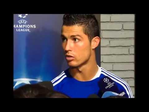 Las 6 grandes rajadas de Cristiano en el Real Madrid