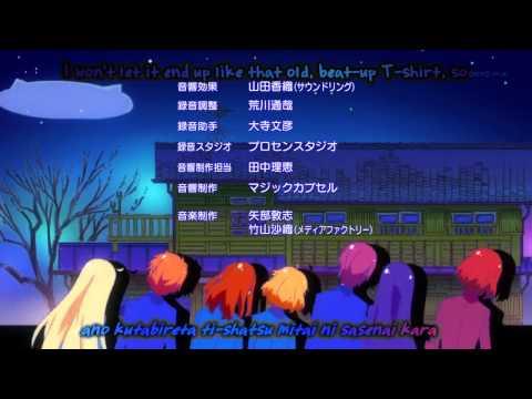 Sakurasou no Pet na Kanojo ED2 - Prime Number -Kimi to Deaeru Hi- with lyrics