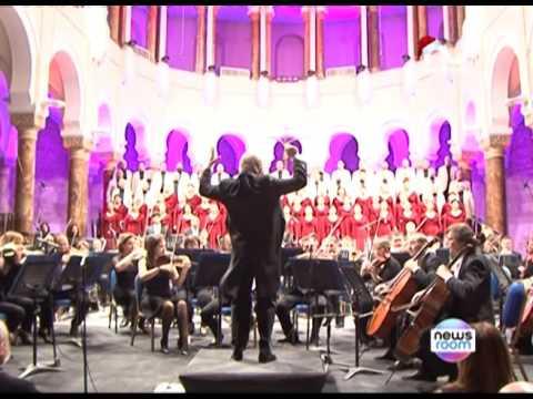 حفل موسيقي بإمتياز مع المايسترو هاروت فازيليان