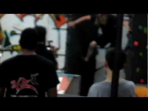 Connor's Ninja Warrior Run 7-14-12