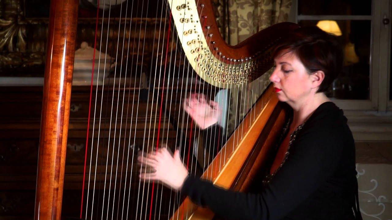 Pachelbel Canon In D Major Italian Wedding Duo Harp And Violin