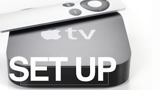 Apple Tv Set Up Guide Manual