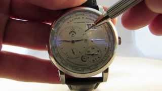 Karp's Korner: A. Lange & Sohne, Lange 1 Time Zone Review