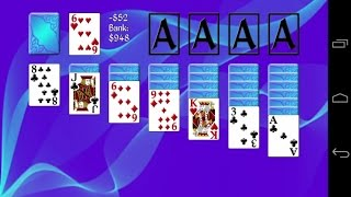 How to Play Casino Klondike 1 Solitaire