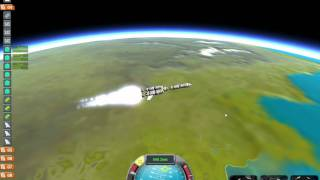 Kerbal Space Program - Orbital Insertion