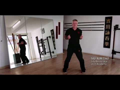 Practical Wing Chun | Siu Nim Tao Sifu Benno Wai