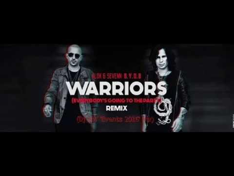Alok & Sevenn - Byob (Warriors Remix - Dj BBY 'Events 2016' Fix)