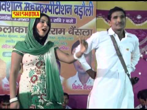 HARYANVI RAGNI----Kyu Hasi Dropati Beti De Bata Pate Mene Bera---(Hare Ram Baisla & Pushpa Gusai)