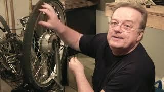 Vérification d'un moteur de vélo électrique - SJC Électronique