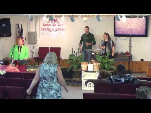 House of Praise First Foursquare Church of Iowa City August 7, 2016