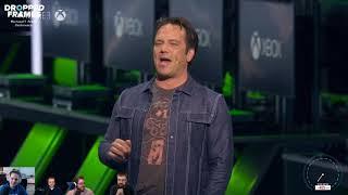 Dropped Frames - E3 2018 - Microsoft Conference