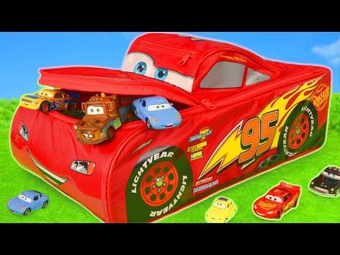 البرق ماكوينسيارات ديزني  ألعاب الأطفال - Lightning McQueen - Disney Car Toys