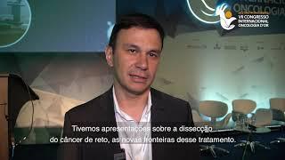 Markus Gifoni no VII Congresso Oncologia D'Or