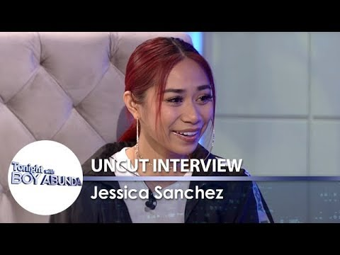 TWBA Uncut Interview: Jessica Sanchez