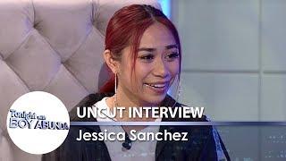 TWBA Uncut Interview: Jessica Sanchez