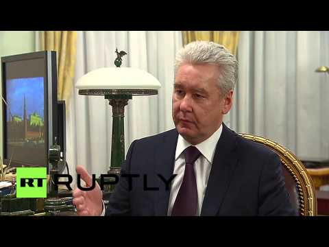 Russia: Moscow mayor rubbishes claims that city is not attracting investors