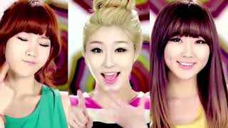 [1080p HD] DAL★SHABET (달샤벳) - Pink Rocket (핑크 로켓)
