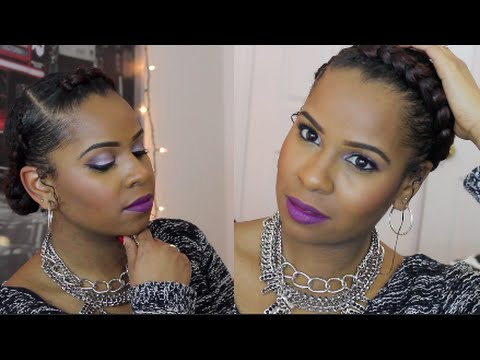 Goddess Braids The Definitive Step By Step Video Styling Guide
