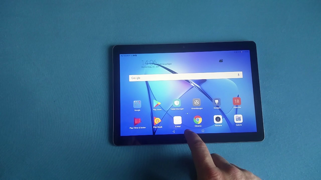 Huawei MediaPad T3 10 Tablet Review - NotebookCheck net Reviews