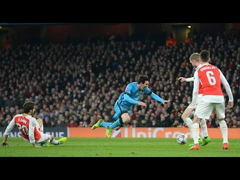 What Did Mathieu Flamini Get In The Player Ratings? | Arsenal 0 Barcelona 2