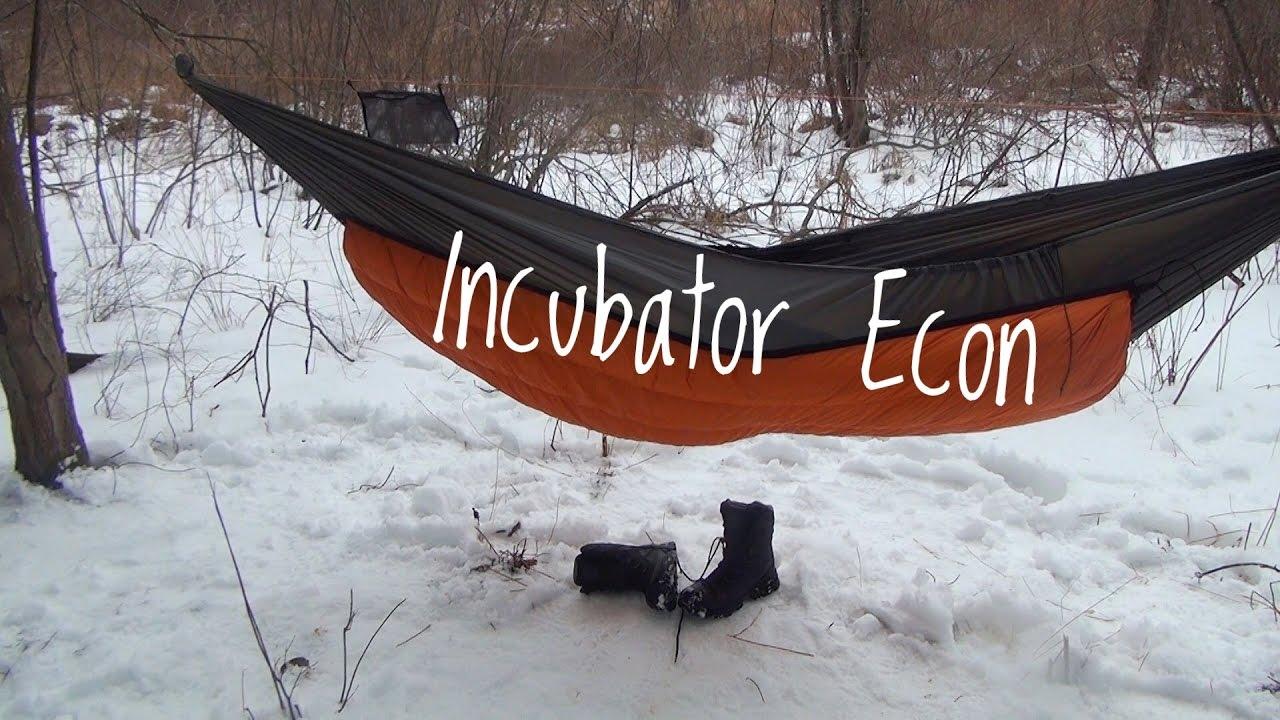 hammock gear incubator econ first look youtube