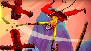 Волшебный Фонарь❤ - Сунь -Укун царь обезьян