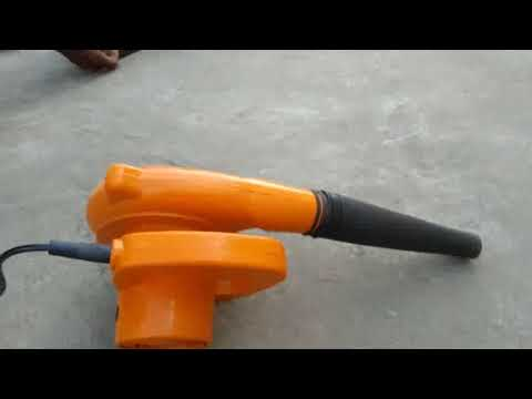 Cheston - 17000 RPM Powerful Air Blower Dust PC Cleaner