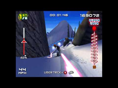 What If SSX 3 Used The Original Fischerspooner - Emerge...?